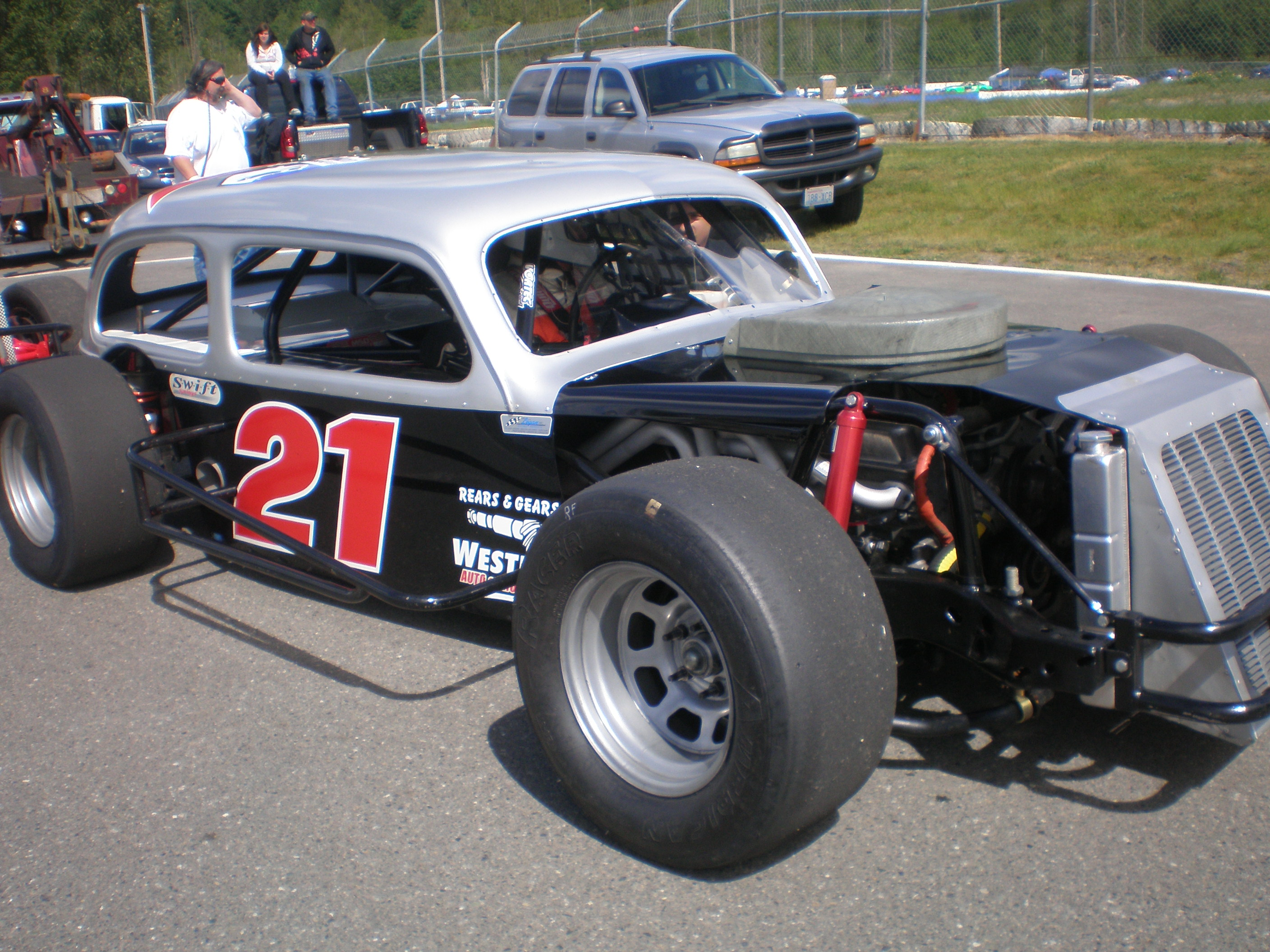 Vintage Modified Race Car 59