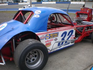 Tome Smitham in the 32 car, 7th place with 488 points.