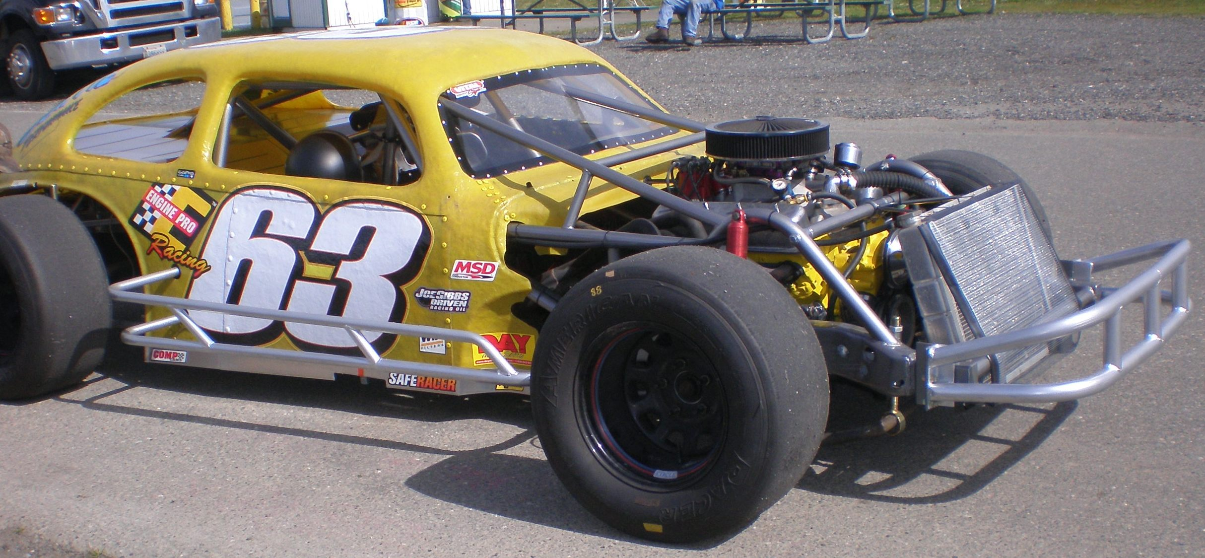 Cheater Dave Trapp in the 51-car took home 10th place. Dave ended the  season with 198 points. Dave is a founding member of Vintage Modified and  has been ...