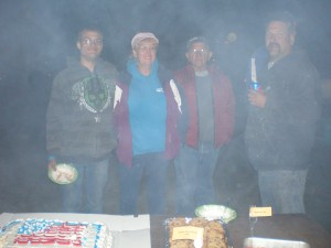 BBQ Trapp team