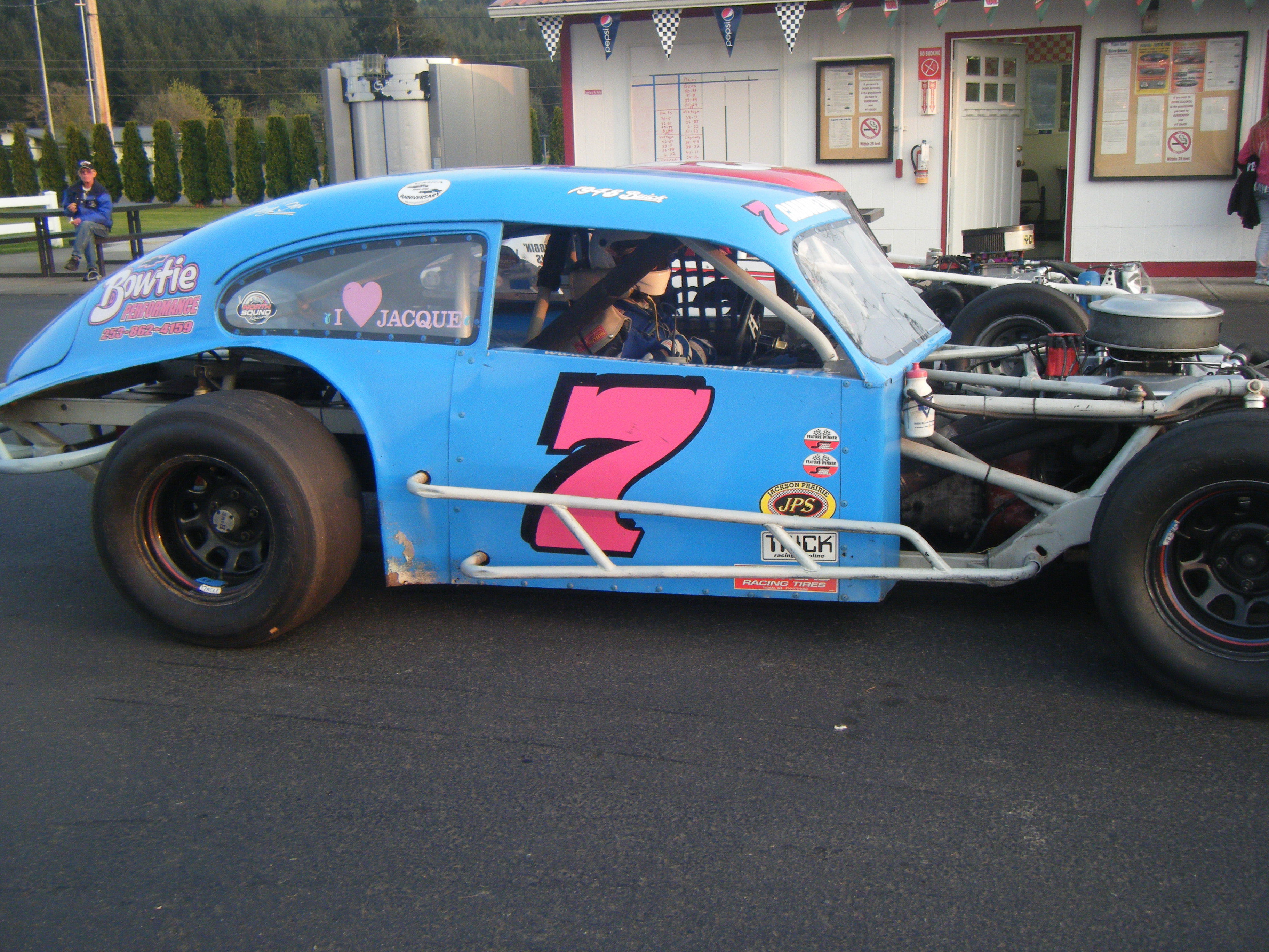 Dillon Auto Sales >> NW Vintage Modifieds - VMRA