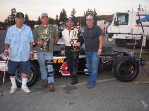 Devin trophys team b