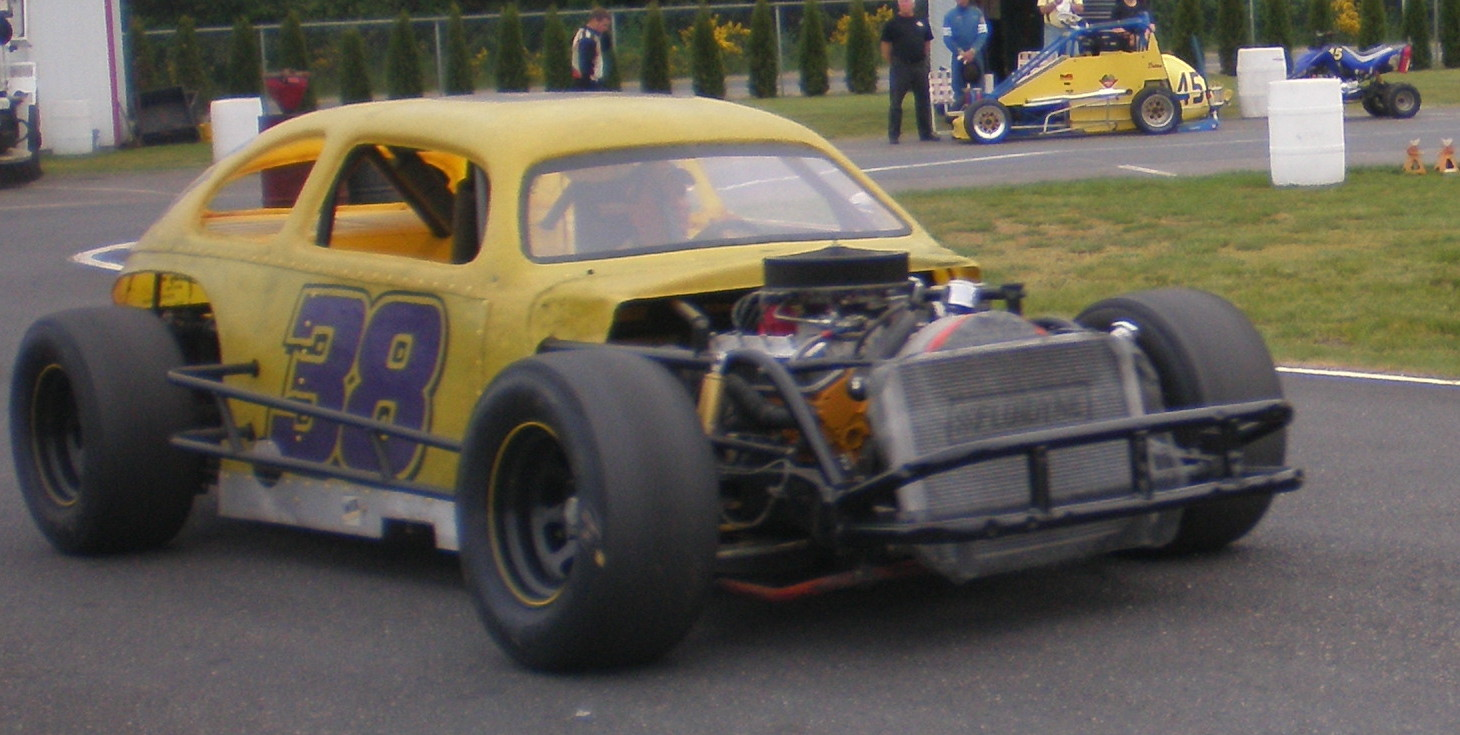 Introducing Scott Rinkel – – Another Vintage Modified Racing ...