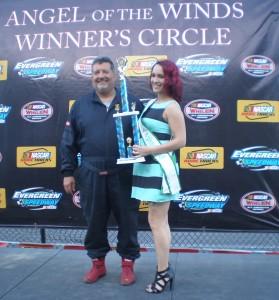 Robert trophy 2nd