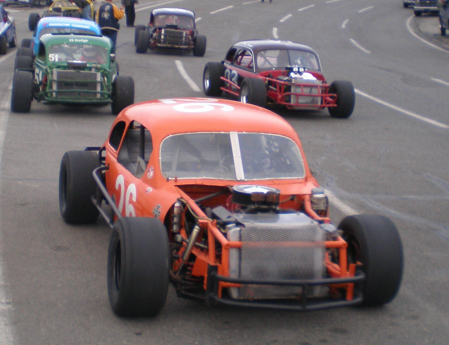 Vintage Modifieds For Sale 99