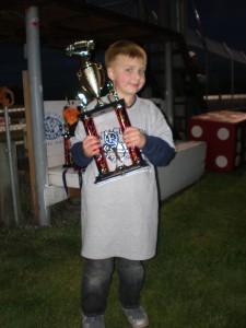 trophy joey
